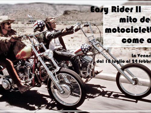 Easy Rider. Il mito della motocicletta come arte – Torino fino al 24.2.19