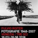 FULVIO ROITER. FOTOGRAFIE 1948 – 2007 – Venezia fino al 26.8.18