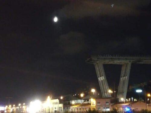 Intervista all'autore Bruno Morchio sul crollo del Ponte Morandi