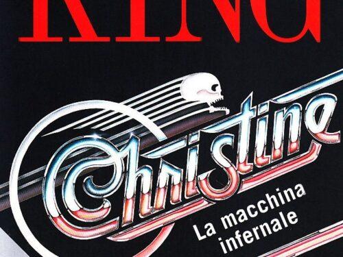 """Christine – La Macchina Infernale – Una terrificante """"motorata"""" d'amore."""