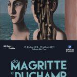 Da MAGRITTE a DUCHAMP 1929: Il Grande Surrealismo dal Centre Pompidou