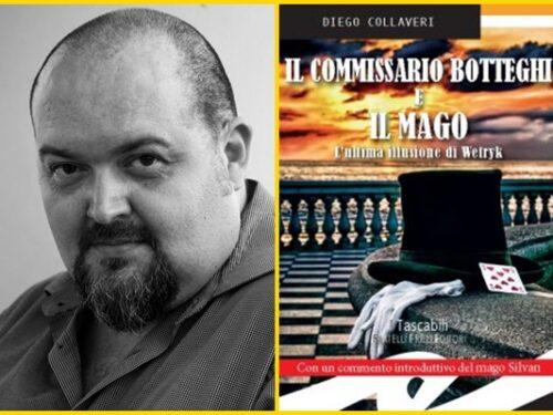 Intervista a Diego Collaveri – Il commissario Botteghi e il mago –