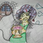 Filastrocca: La pozione della strega –  di Sandra Pauletto