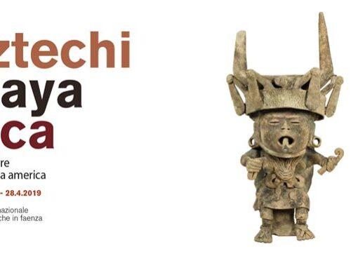Mostra: AZTECHI, MAYA, INCA E LE CULTURE DELL'ANTICA AMERICA