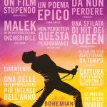 Bohemian Rhapsody – Rami Malek è immenso, ma il contorno dice poco.