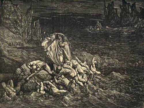 Stige La figura mitologica e il fiume infernale – Approfondimento