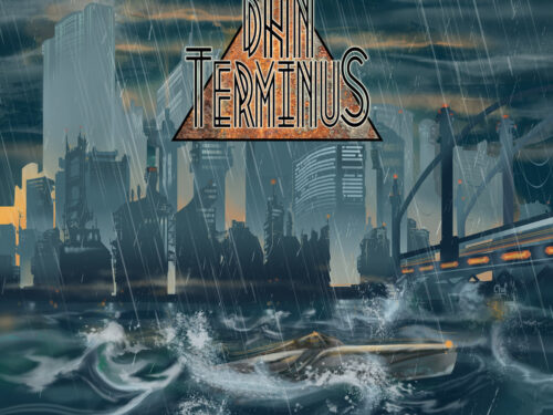 Dan Terminus – The Darkest Benthic Division – Synth poetico replicante.