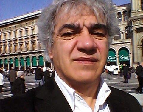 """Intervista Antonio G. D'errico co-autore con Donato Placido di """"Dio e il cinema"""""""