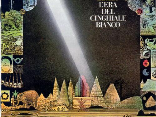 Franco Battiato – L'Era Del Cinghiale Bianco – La svolta stilistica di Battiato.