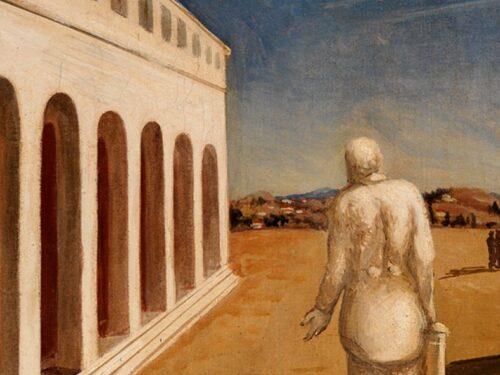 Giorgio de Chirico.  Il volto della metafisica 30 marzo al 7 luglio 2019