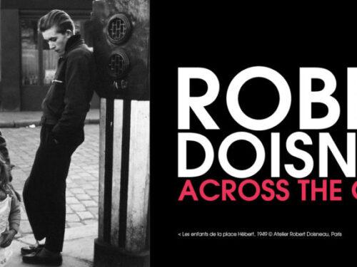 ROBERT DOISNEAU  ACROSS THE CENTURY  Fino al 23.06.2019