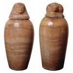 I vasi canopi e il culto dei morti in Egitto – Approfondimento di Sandra Pauletto