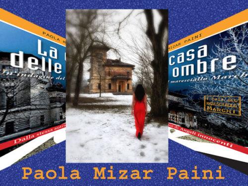 INTERVISTA A PAOLA MIZAR PAINI : LA CASA DELLE OMBRE  F.LLI FRILLI EDITORI
