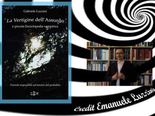 """Intervista a Gabriele Luzzini de """"La vertigine dell'assurdo""""."""