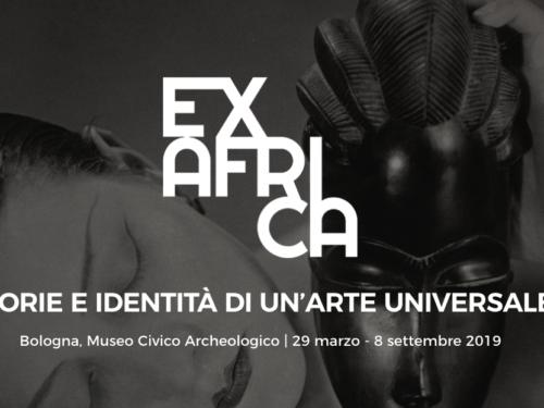 Ex Africa. Storie e identità di un'arte universale Bologna fino 8 settembre 19