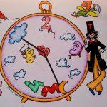 Filastrocca del tempo fermo – Sandra Pauletto