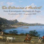 Da Artemisia a Hackert Storia di un antiquario collezionista alla Reggia