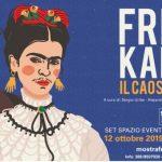 Frida Kahlo il caos dentro dal 12 ottobre 2019 al 29 marzo 2020
