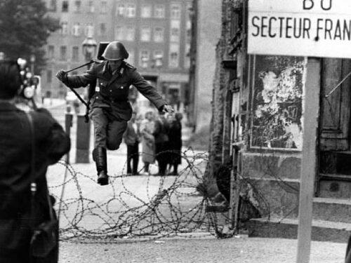 Berlino e il muro. Il muro di Berlino  (Approfondimento di Alberto Zanini Pt 4)