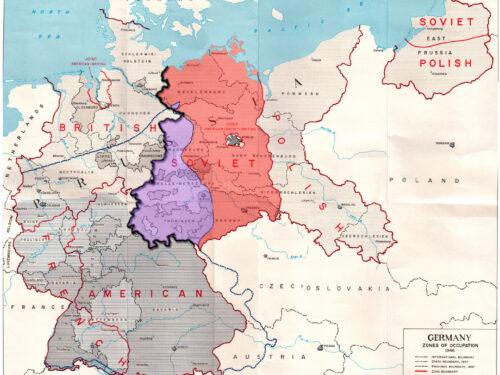 Berlino e il muro. Gli alleati (Approfondimento di Alberto Zanini Pt 2)