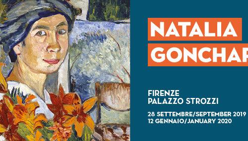Mostra: Natalia Goncharova fino al 12 gennaio 2020 Firenze