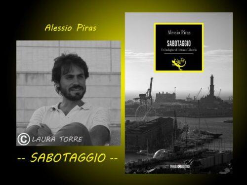 INTERVISTA AD ALESSIO PIRAS – Sabotaggio Todaro Editore