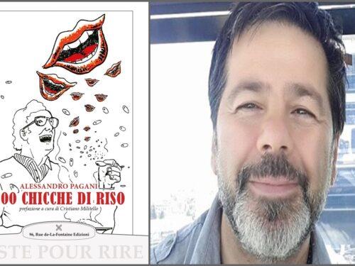 """Intervista ad Alessandro Pagani: autore de: """"500 chicche di riso"""""""