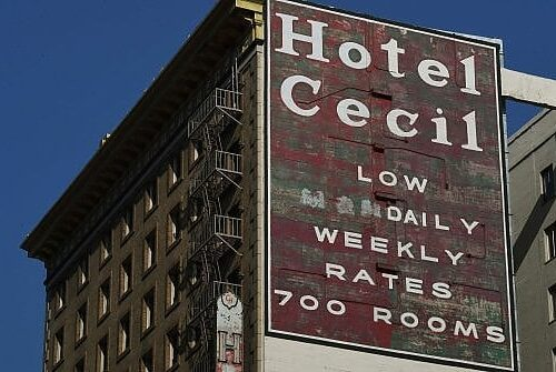 HOTEL CECIL ovvero L'Hotel dell'orrore – Approfondimento di T. Breviglieri