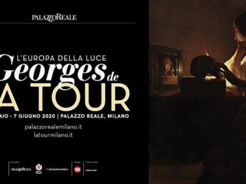 Georges de La Tour. L'Europa della luce