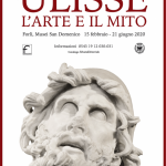 Ulisse. L'arte e il mito Mostra dal 15 febbraio al 21 giugno 2020