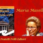 Intervista a Maria Masella autrice della serie del Commissario Mariani