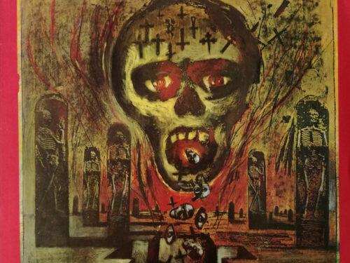 Slayer – Seasons In The Abyss – Groove e mid tempo. La danza della morte.