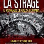 VITO BRUSCHINI – LA STRAGE, IL ROMANZO DI PIAZZA FONTANA.