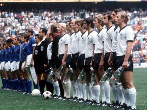 Italia – Germania – Città del Messico 17 giugno 1970. La partita del secolo