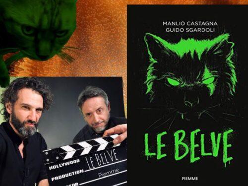INTERVISTA A MANLIO CASTAGNA E GUIDO SGARDOLI – LE BELVE – PIEMME