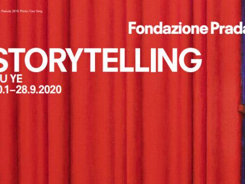 Liu Ye Storytelling PROROGATA FINO AL 10 GENNAIO 2021