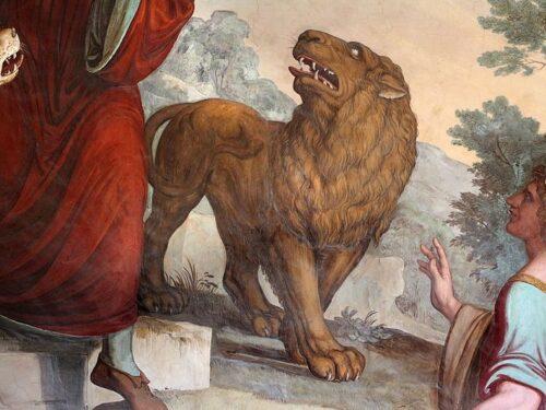 Excursus sul leone della Divina Commedia  – Approfondimento di Sandra Pauletto