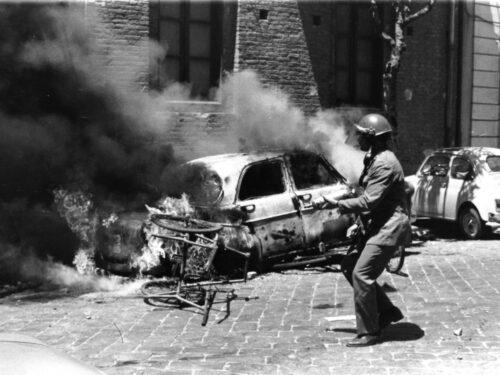 Approfondimento: 14 luglio 1970 I moti di Reggio Calabria