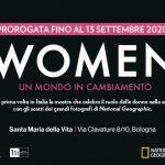 """""""Women Un mondo in cambiamento"""" prorogata fino al 13 settembre 2020"""