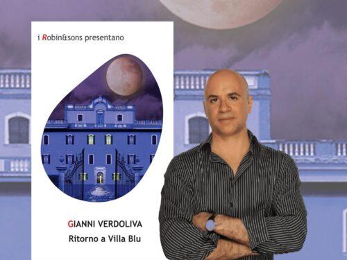 INTERVISTA A GIANNI VERDOLINA – RITORNO A VILLA BLU – ROBIN&SON