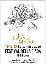 Festival della fiaba dall 11 al 13 settembre 2020 Modena