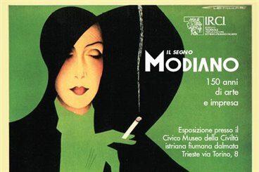 Il segno Modiano, arte e impresa. Fino al 18 ottobre 2020 Trieste