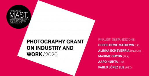PHOTOGRAPHY GRANT ON INDUSTRY