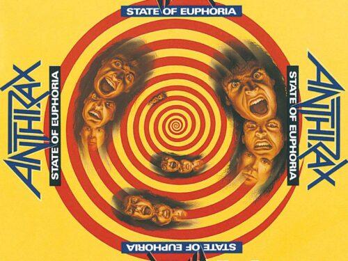 Anthrax – State Of Euphoria – Ironia oscura e thrash metal ipnotico.