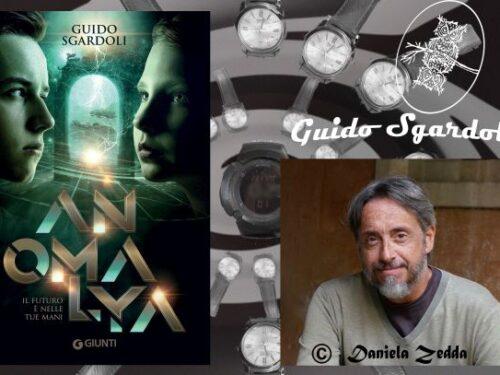 INTERVISTA A GUIDO SGARDOLI – ANOMALYA – GIUNTI EDITORE