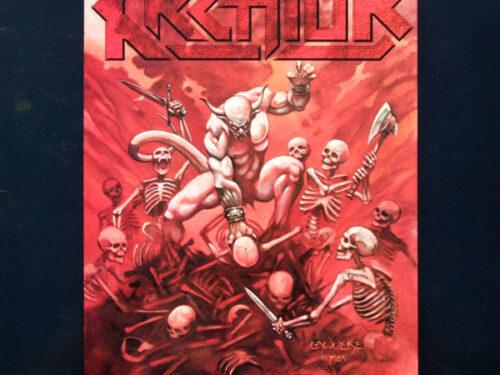 Kreator – Pleasure To Kill – La morte sarà la vostra salvezza.