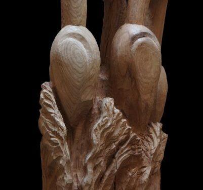 Sandro Leonardi scultore. Intervista per scoprire un mondo