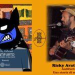 """Intervista a Ricky Avataneo """"Antifurto. Una storia di mutanti"""" (Sillabe di Sale)"""