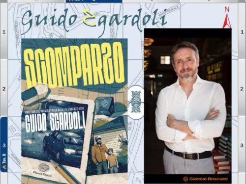 Intervista a Guido Sgardoli – Scomparso – Einaudi Ragazzi