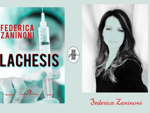 Intervista A Federica Zaninoni – Lachesis – Kimerik Edizioni